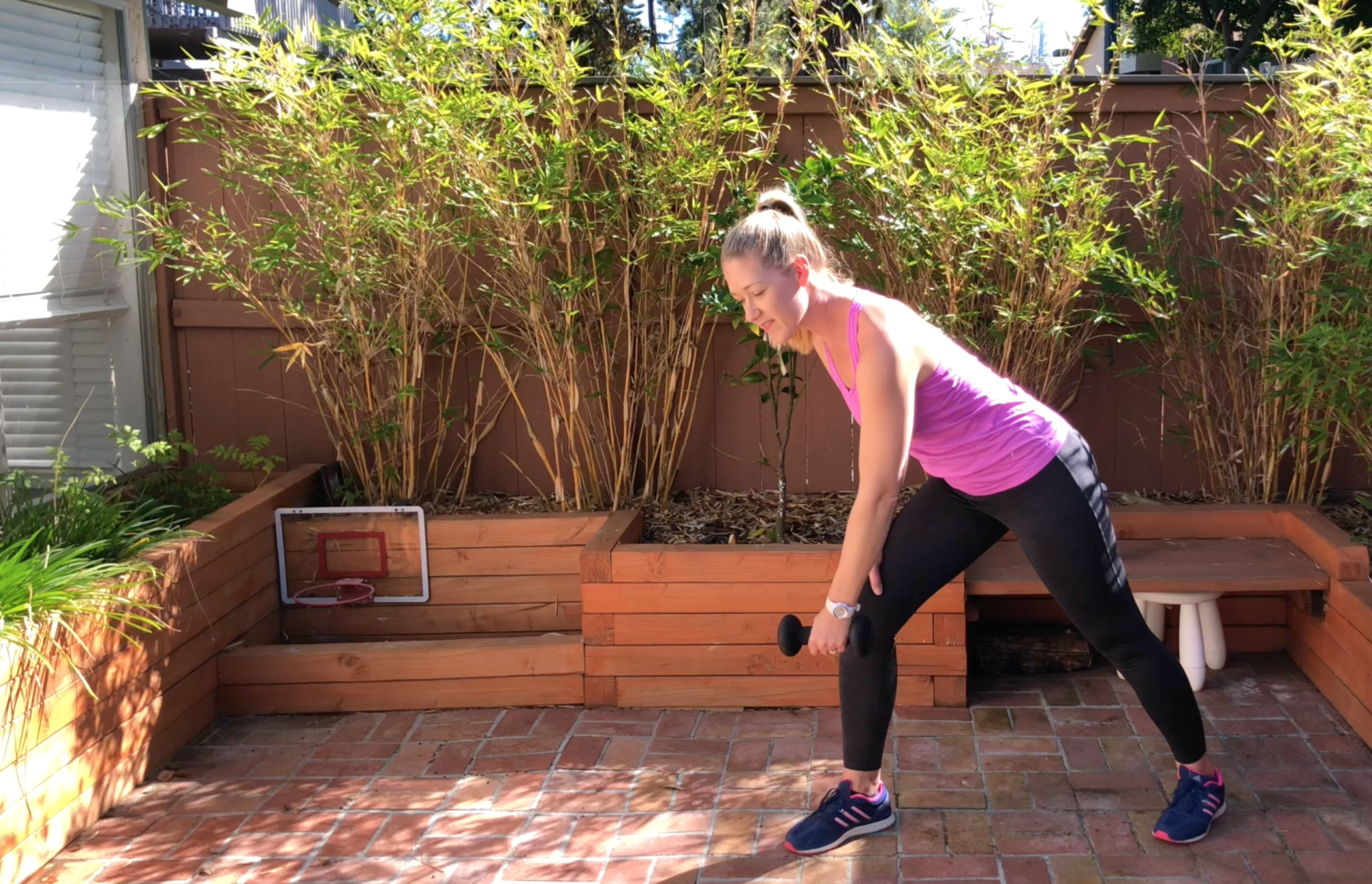 Postnatal Exercise Video with Personal Trainer Erin Kendall