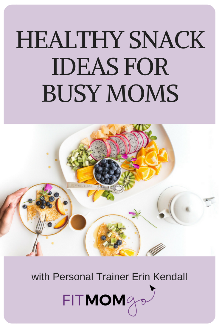 Healthy Snack Ideas for Busy Moms from Melissa