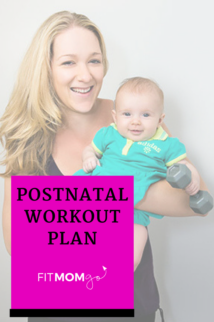 Postnatal Workout Plan
