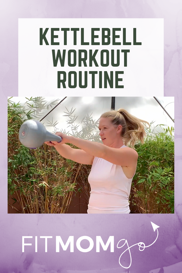 Fun Kettlebell Workout Routine
