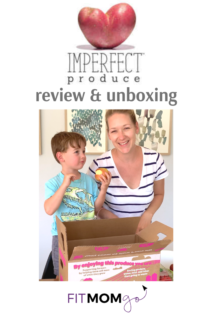Imperfect Produce Review & Unboxing