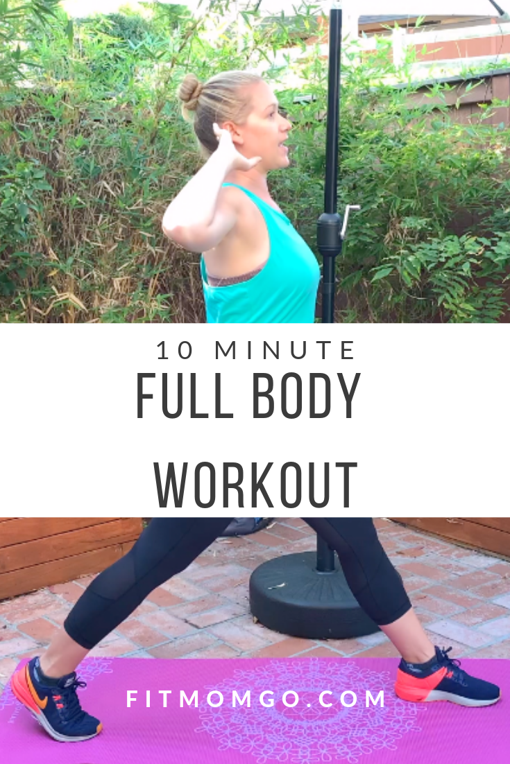 10 Minute Workout Video