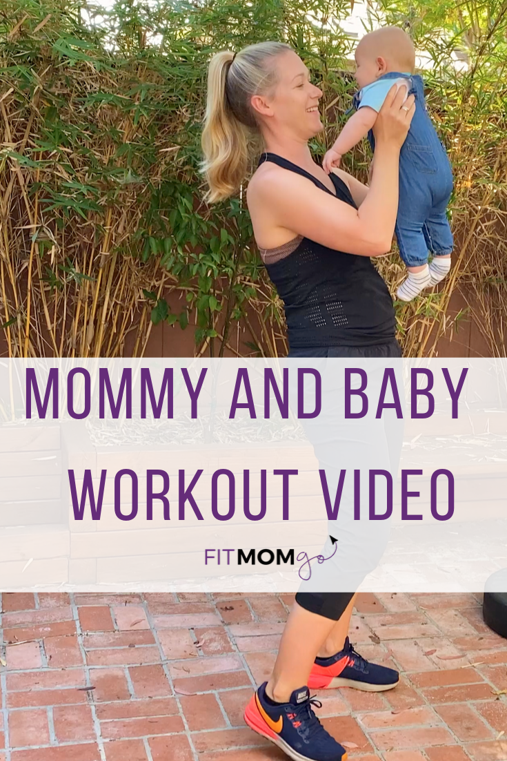 Mommy and Baby Workout Video