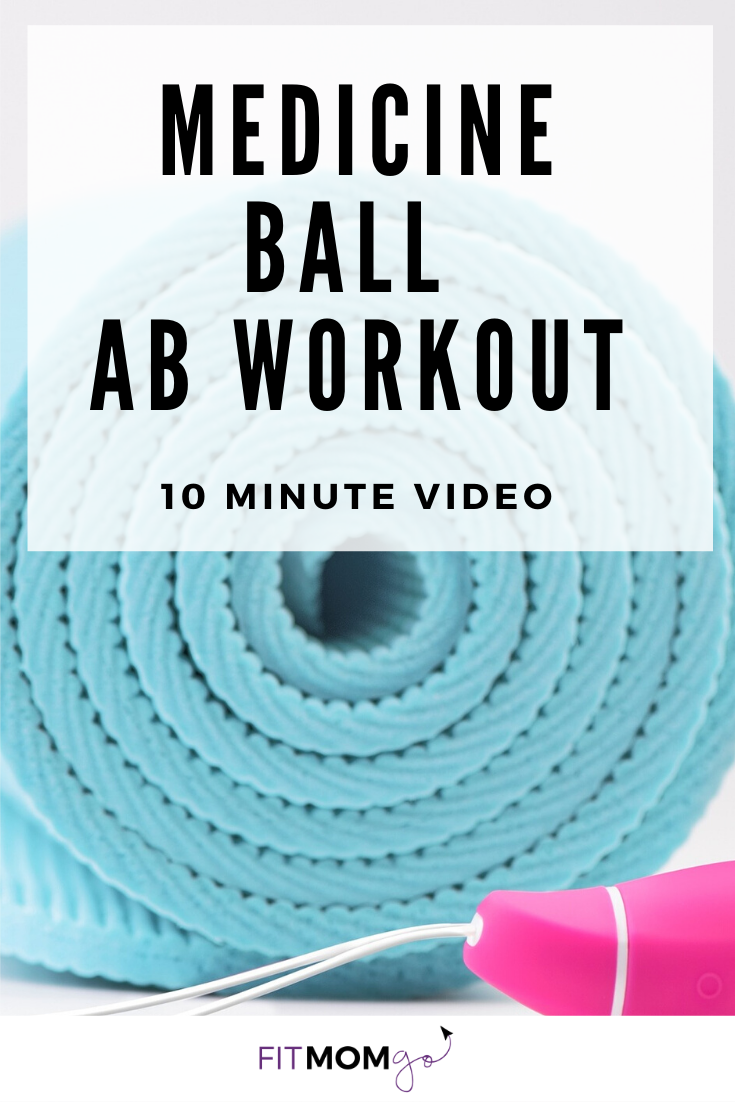 Medicine Ball Ab Workout