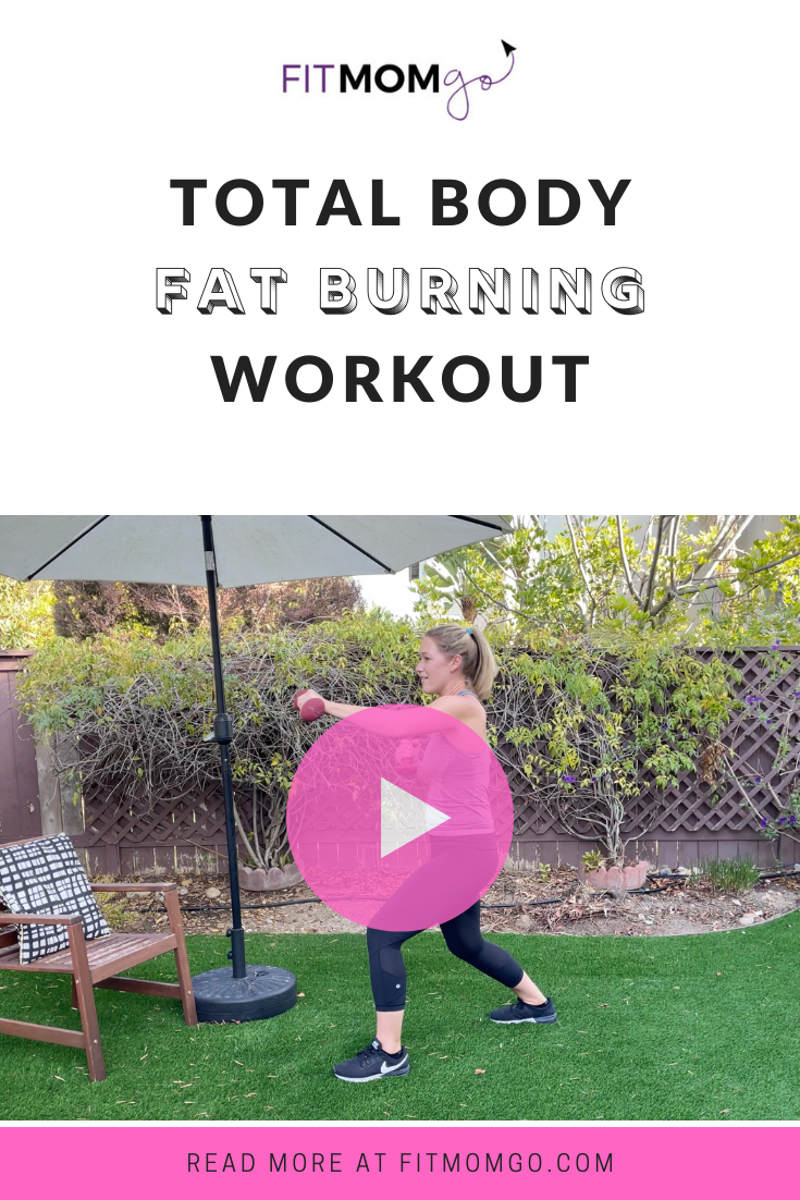 15 Minute Total Body Fat Burning Workout #totalbodyworkout #quickworkout #workoutvideos #fatburningworkout