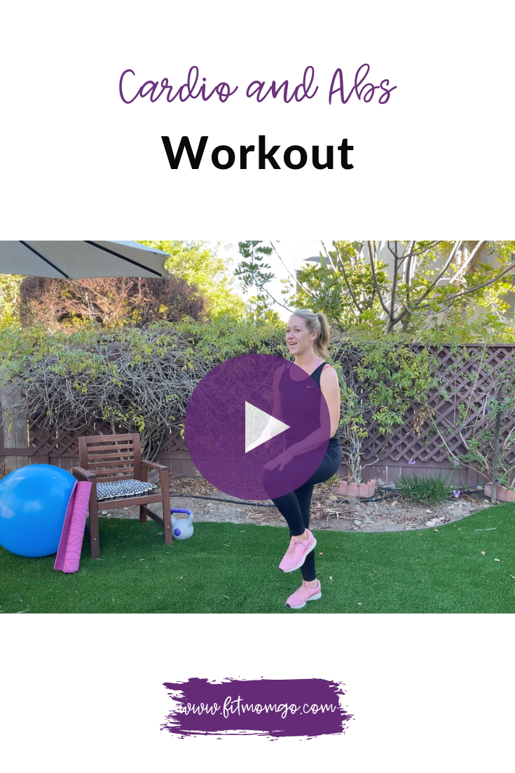 Cardio and Abs Workout